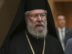 Cypriot hierarchs: Archbishop Chrysostomos obstinately refuses to give up his scandalous lies and slander