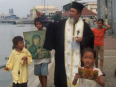Hieromonk and parish in Philippines move from Constantinople to Moscow Patriarchate