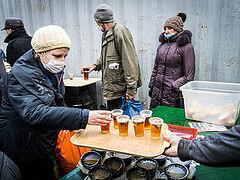 Служба «Милосердие»: в 2020 году спрос на социальную помощь вырос почти наполовину