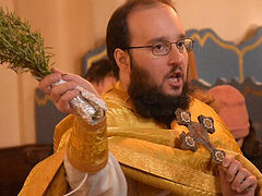 Greek-Constantinople priest joins Russian Church due to Ukrainian crisis (+VIDEO)