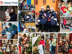 15 struggling families receive housing for Christmas with help of Romanian priest (+VIDEO)