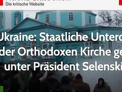 В мировых СМИ вызвали широкий резонанс факты дискриминации и нарушений прав верующих Украинской Православной Церкви