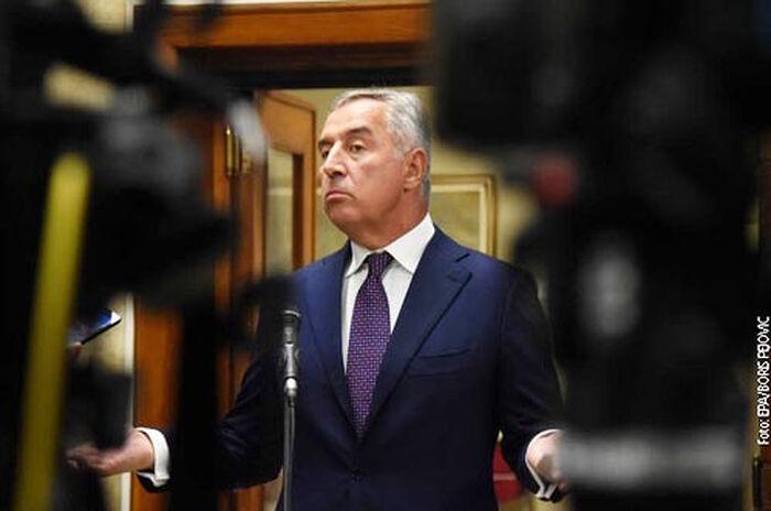 Президент Черногории не подписал поправки в Закон о свободе вероисповедания