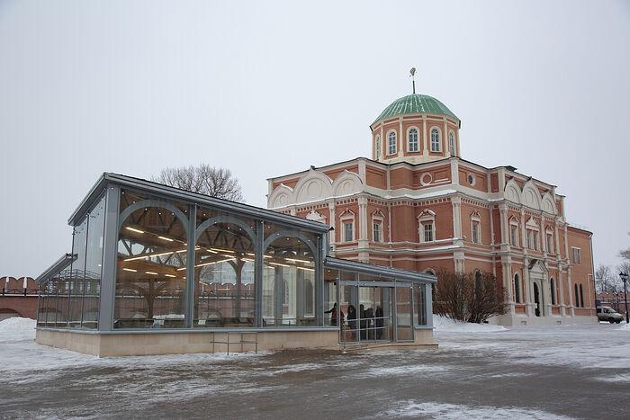 В Тульском кремле открылось археологическое окно: что покажут посетителям