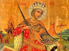 Great-Martyr Katherine