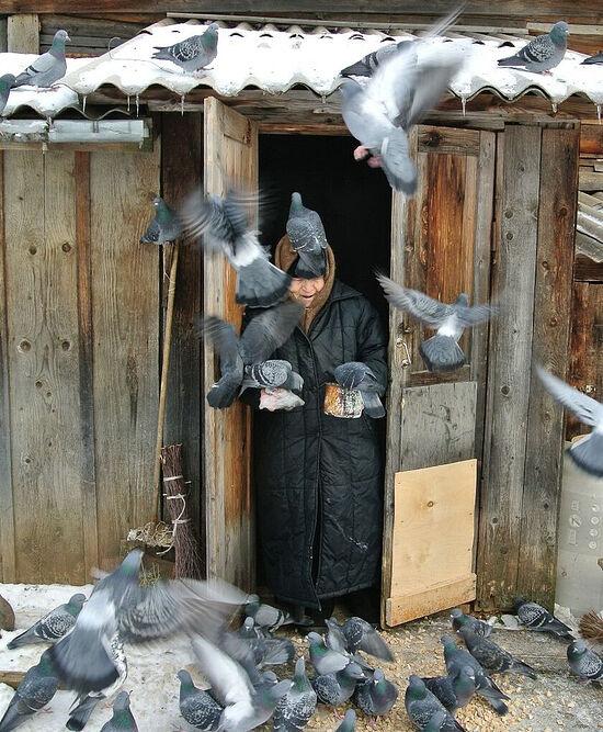 Казанская Трифонова пустынь. Монахиня Мария