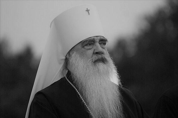 Отошел ко Господу почетный Патриарший экзарх всея Беларуси митрополит Филарет (Вахромеев)