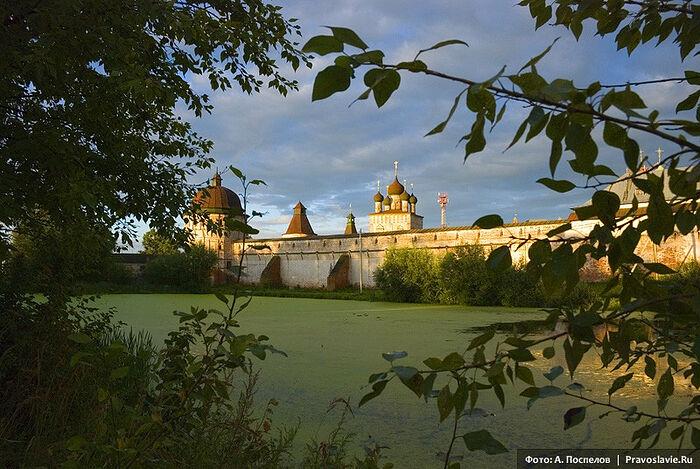 Борисоглебский монастырь. Фото: А. Поспелов / Православие.Ru