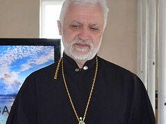 Ukrainian priest stabbed in the head in Zaporozhye