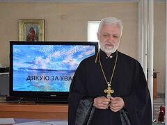 Επίθεση κατά ιερέα της επαρχίας Ζαπορόζιε της Ουκρανικής Ορθοδόξου Εκκλησίας