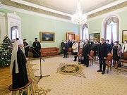 В Ханты-Мансийске, Сургуте и Санкт-Петербурге архиереи вручили медикам Патриаршие награды