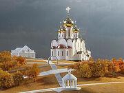 На острове Русский будет возведен духовно-просветительский центр и храм святого благоверного князя Александра Невского