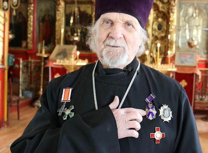 Протоиерей Евгений Пелешев