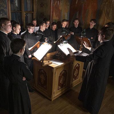«С нами Бог»: комментарий на песнопение Великого повечерия