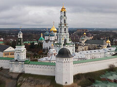 Holy Trinity-St. Sergius Lavra included in register of valuable objects of Russian culture