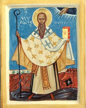 Святой Мирон Критский