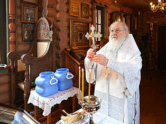 Πατρ. Μόσχας: «Μόνο κοντά στον Κύριο θα βρούμε πραγματική ευτυχία»