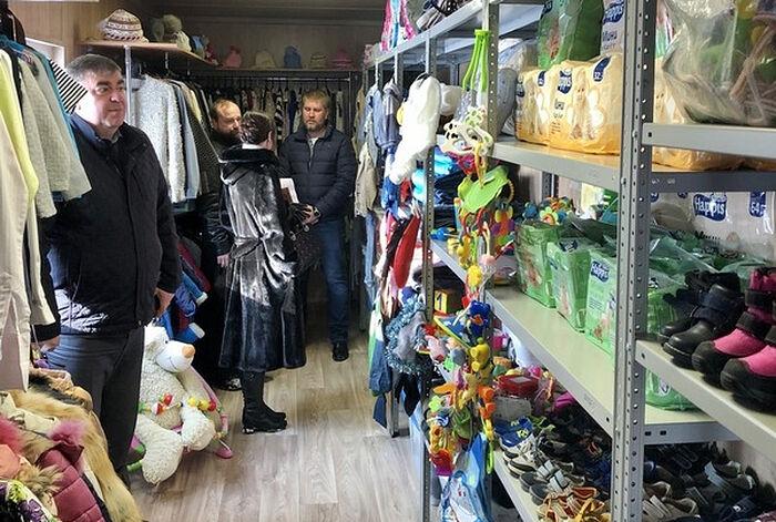 На Сахалине открыли новое здание церковного центра гуманитарной помощи