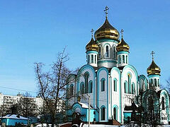 Εντός τριών ημερών βάνδαλοι στο Χάρκοβο λήστεψαν δύο ναούς της Ουκρανικής Ορθοδόξου Εκκλησίας