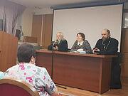 Председатель Синодального отдела по благотворительности встретился с медсестрами Детской больницы святого Владимира