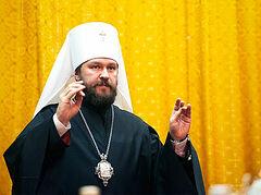 Βολοκολάμσκ Ιλαρίωνας: ''Δεν έπρεπε να πιστέψουμε τον Πατριάρχη Βαρθολομαίο. Μας εξαπάτησε!''