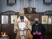 Старинный храм в испанской Гранаде официально передан в пользование русской православной общине