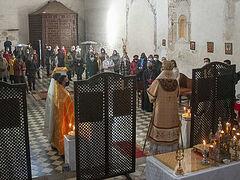 16th-century Catholic church in Granada transferred to use of Russian Orthodox Church