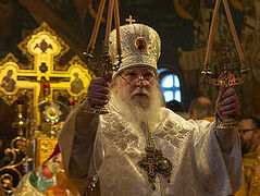 Some vaccine concerns are valid, some are not—ROCOR Bishop Luke of Jordanville