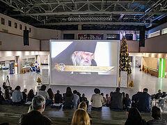 В Москве состоялся премьерный показ фильма «Портрет на фоне эпох. Схиархимандрит Илий»