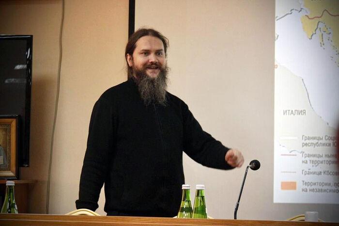 В Екатеринодарской семинарии обсудили положение Православия на Балканах