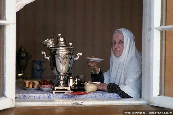 Tea party. Photo: Marina Yurchenko