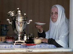 Tea With Mother Paisia