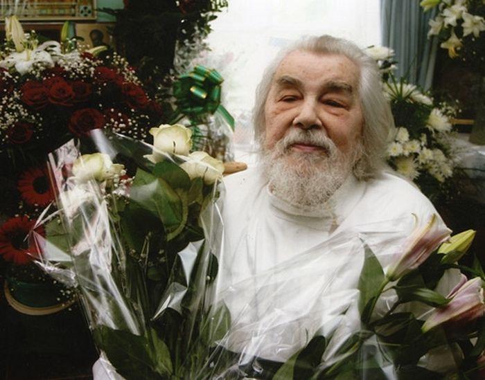 Отец Иоанн (Крестьянкин; +05.02.2006)
