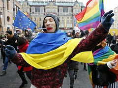 Ukraine allocates 10 million+ UAH to study gay lifestyle