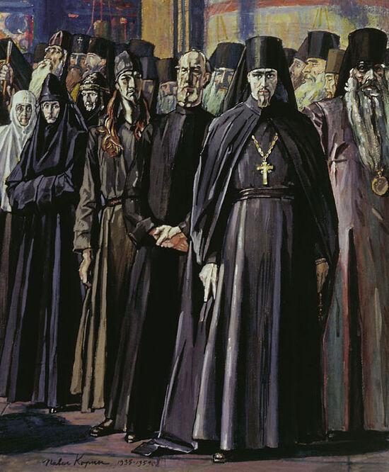 Преподобномученик Феодор (Богоявленский)