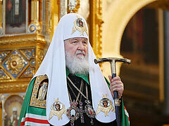Patriarch Kirill: Keep the commandments in order to endure the present apocalyptic trials