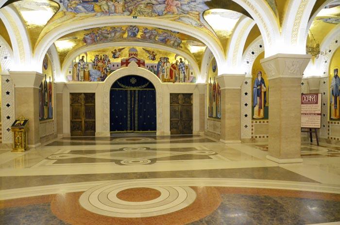 Выборный архиерейский собор Сербской Церкви может впервые пройти в соборе свт. Саввы