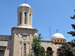 Israeli extremist attacks Romanian Orthodox Church in Jerusalem