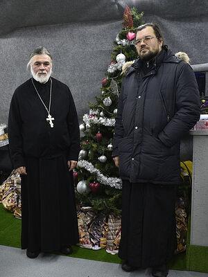 Священник Олег Вышинский