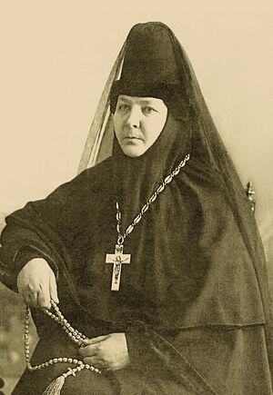 Mother Magdalena. Photo: ekaterinburg-eparhia.ru