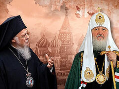 Constantinople is weaponized by Western powers against Russian Church, explains Cypriot Met. Isaiah of Tamassos