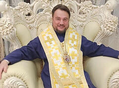 Defector bishop Drabinko's explicit correspondences cause scandal in schismatic OCU
