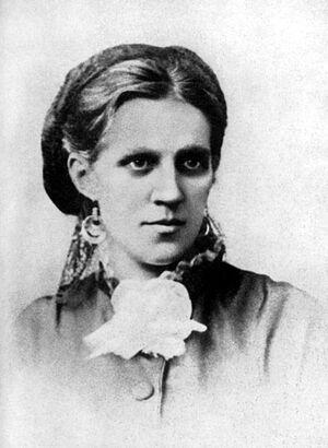 Anna Grigorevna Dostoevskaya (Snitkina). Photo: wikimedia.org