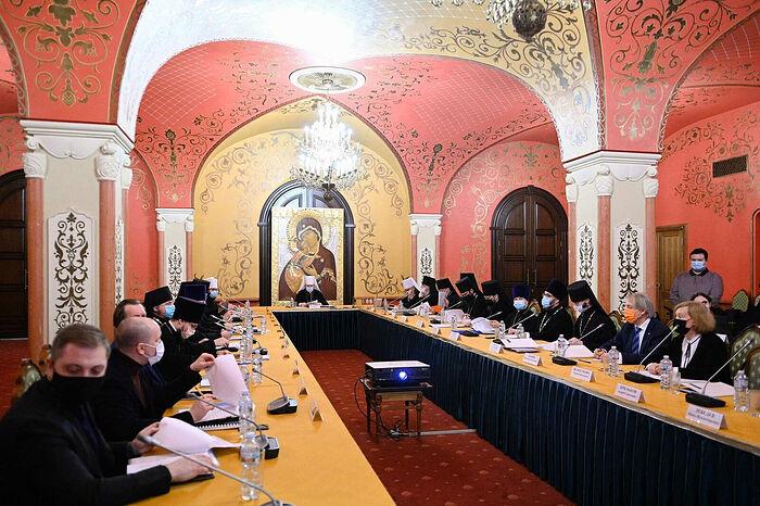 В Храме Христа Спасителя прошло совещание по подготовке и празднованию 800-летия благоверного князя Александра Невского