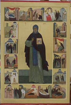 Σεβτσόφ Μιχαήλ, «Ο Όσιος Αντρέι Ρουμπλιόφ και ο βίος του», 2014