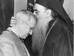 How Patriarch Athenagoras Was Elected