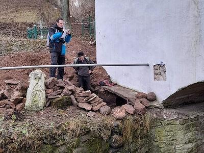 «АСМ Групп» совместно с институтом «Псковгражданпроект» занимается комплексными проектами реставрации на территории Псково-Печерского монастыря