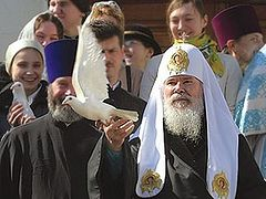DECR chairman: Patriarch Alexey's life was dedicated to Church from beginning to end