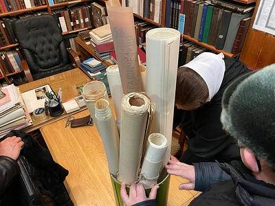 В Псково-Печерском монастыре разрабатывается научная документация по реставрации монастырских зданий