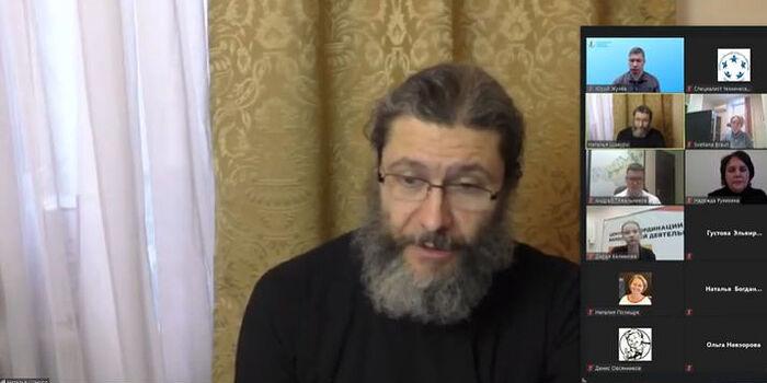 Заместитель председателя Комиссии по больничному служению при Епархиальном совете Москвы протоиерей Иоанн Кудрявцев